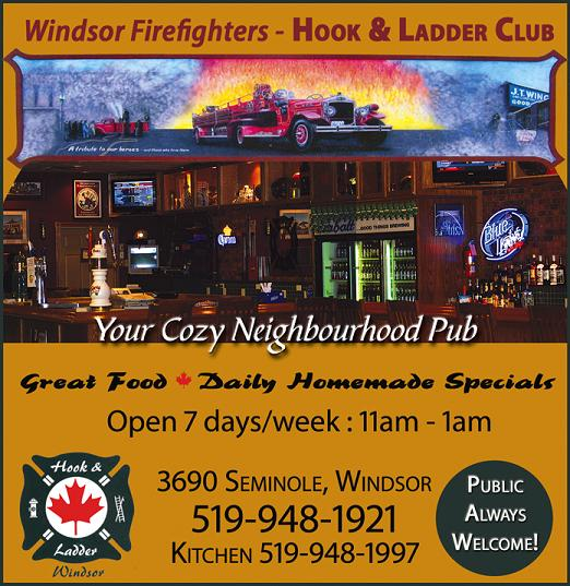 Windsor Firefighters' Hook & Ladder Club